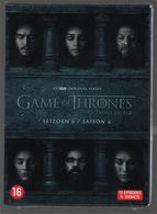 DVD Game Of Thrones Seizoen 6 / Saison 6 [1000592488   5051888222171  5000223071 ] - DVDs