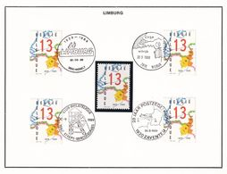 Nr 2338 Gestempeld & 1 Postfris - Belgium