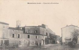 Marseillette (Aude) - Place De La Révolution - France