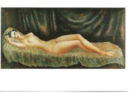 """L16C_54 - CPM - Kisling Moïse - """"Nu D'Arletty"""" 1933 - Collection Musée Du Petit Palais, Genève - Malerei & Gemälde"""