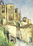 """L16C_65 - CPM - Jean Vinay """"St-Antoine"""" 1948 - Collection Département De L'Isère - Malerei & Gemälde"""