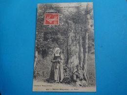 22 ) Saint-mayeux N° 4540 - Le Menhir  -  Année  : EDIT : Waron - Frankreich