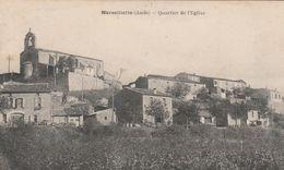 Marseillette (Aude) - Quartier De L'Eglise - France
