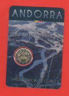 2 Euro Andorra 2019 Final Copa Del Mòn D'esquì Sci Sky - Andorra