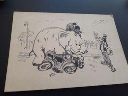 Postcard - Disney     (V 34730) - Disney