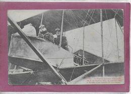 88.- EPINAL Le Caporal Aviateur D' AUTROCHE  Tué Le 20 Octobre 1913 En Tombant Dans La Moselle - Flieger