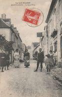 Le Lot Illustré -  MONTFAUCON - La Grand' Rue - France