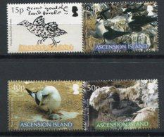 Ascension   Oiseaux    919A** -919C**-919E**- 919G** - Birds