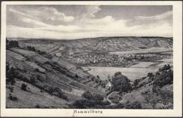 AK Hammelburg Gesamtansicht, Gelaufen 1938 - Hammelburg