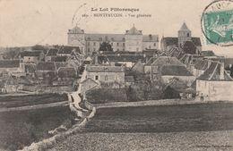Le Lot Illustré -  MONTFAUCON - Vue Générale - France