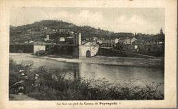 LE LOT AU PIED DU COTEAU DE PEYRAGUDE - France