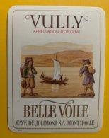11709 - Vully Belle Voile - Etiquettes