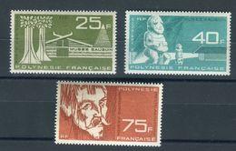 Polynésie - P.A.11/13 Neuf ** Luxes - Cote 56€ - Réf D 38 - Unused Stamps