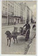 OSTENDE - Laitier D' Ostende - N° 57862 J. V. - Oostende