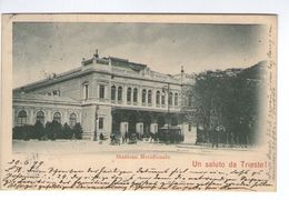 TRIESTE STAZIONE MERIDIONALE - Trieste