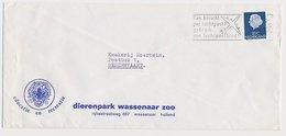 Firma Envelop Wassenaar 1971 - Dierenpark - Zoo - Tijger - Ohne Zuordnung