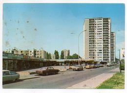 DRANCY --1987--- Centre Commercial Marcel Cachin ( Voitures  ) .....à Saisir - Drancy