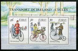 Ireland Mi# Block 8 Postfrisch/MNH - Cycles - 1949-... Republic Of Ireland