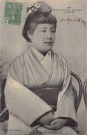Vietnam - PROSTITUTION - Japanese Geisha In Saigon - Publ. Planté 286. - Viêt-Nam