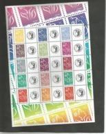 MINIFEUILLE  F 4048 A   LOGO CERES   Cote 230,00,00 - Gepersonaliseerde Postzegels