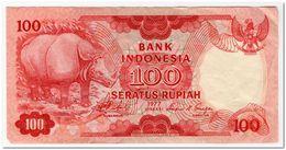 INDONESIA,100 RUPIAH,1977,P.116,VF+ - Indonesien