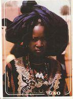 CPM, Mali , N°44,  Jeune Femme Bellah , Gao ,Ed. Phot Django Cisse - Mali