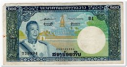 LAO,200 KIP,1963,P.13a,VF,FEW PINHOLES - Laos