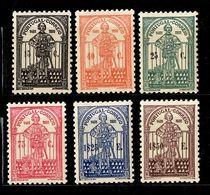 Portugal YT N° 553/558 Neufs *. B/TB. A Saisir! - 1910-... République