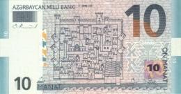 AZERBAIJAN P. 27 10 M 2005 UNC - Arzerbaiyán