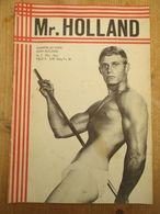 Mister Holland Bodybuilding 1965 Nederland - Histoire