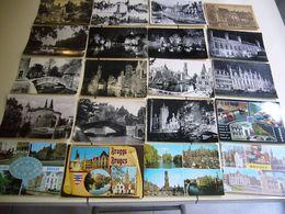 Un Lot De 100 Cartes Postales De BRUGGE - Brugge
