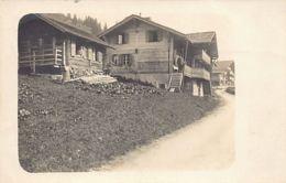 Les Mosses (VD) Châlet De La Famille Félix - CARTE PHOTO - VD Vaud
