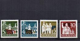 NVPH 807/810 150 Onafhankelijkheid 1963 Mint - Neufs