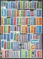 106 Stamps DIFFERENT - MNH - Europa-CEPT - Bridges - 1984 - Europa-CEPT