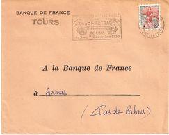 9I6  ---  37  TOURS  5è Journées Du Court-métrage   1959 - Film