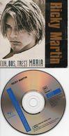 RICKY MARTIN - UN DOS TRÈS MARIA - Disco, Pop