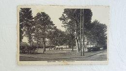 CPA  - Quievrain  - Parc Du Centenaire - - Quiévrain