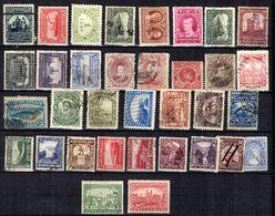 Terre-Neuve Belle Petite Collection D'anciens 1866/1939. B/TB. A Saisir! - 1908-1947