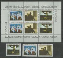 HORVATIA - MNH - Europa-CEPT - Art - 1993 - 1993