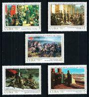 Cuba Nº 3817/21 Nuevo - Ungebraucht
