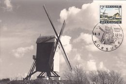 Koksijde - Molen -fotokaart - Koksijde
