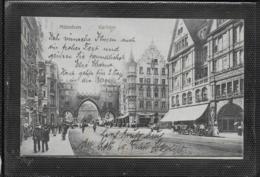 AK 0507  München - Karlstor Um 1922 - München
