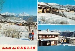 Cartolina Caglio Vedute 1992 - Como