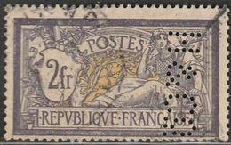 """France. Perfin  """"H&C°"""" - Frankrijk"""