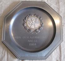 Aalst Carnaval - Orde Der Ajuinprinsen 1984 - Etains