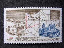 T.A.A.F. P.A. 1993 Y&T N° 127 ** - DIO, BASE DE DEPART DES RAIDS - Poste Aérienne
