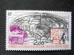 T.A.A.F. P.A. 1992 Y&T N° 125 ** - LES RADIOS AMATEURS ANTARCTIQUES - Poste Aérienne