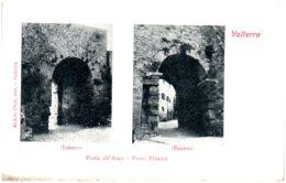 VOLTERRA - Porta All'Arco - Porta Etrusca - Italië