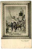 Rhum St James - Attelage De Lions - Martiniquaise - Carte Publicitaire Peu Courante  - Voir Scan - Publicidad