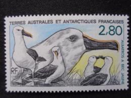 T.A.A.F. 1990 Y&T N° 150 ** - L'ALBATROS A BEC JAUNE - Terres Australes Et Antarctiques Françaises (TAAF)